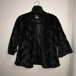 Fur jacket!
